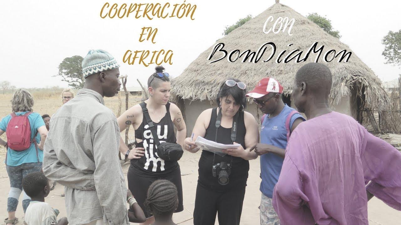 1 MINUTO EN AFRICA CON BonDiaMon 🤗 ¿Te vienes?