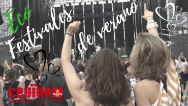 ECO-FESTIVALES DE VERANO ⚡️ BonDiaMon