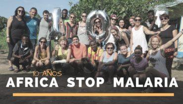 VOLUNTARIADO CON AFRICA, STOP MALARIA – BonDiaMon