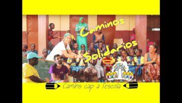 ONG CAMINOS SOLIDARIOS EN GAMBIA – BonDiaMon