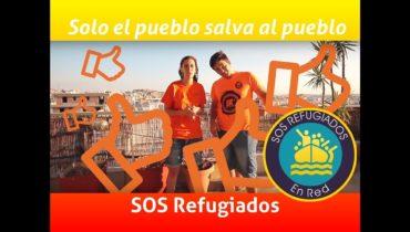 SOS REFUGIADOS: SÓLO EL PUEBLO SALVA AL PUEBLO. – BonDiaMon