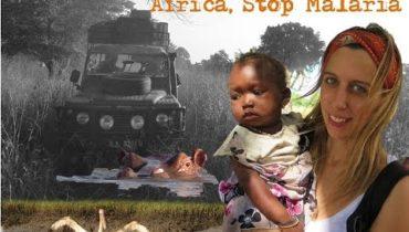 Auténtica aventura africana  con Africa, Stop Malaria