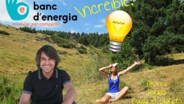 Increíble, un Banco de Energia!!