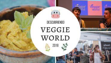 VEGANISMO EN FAMILIA Veggie World – BonDiaMon