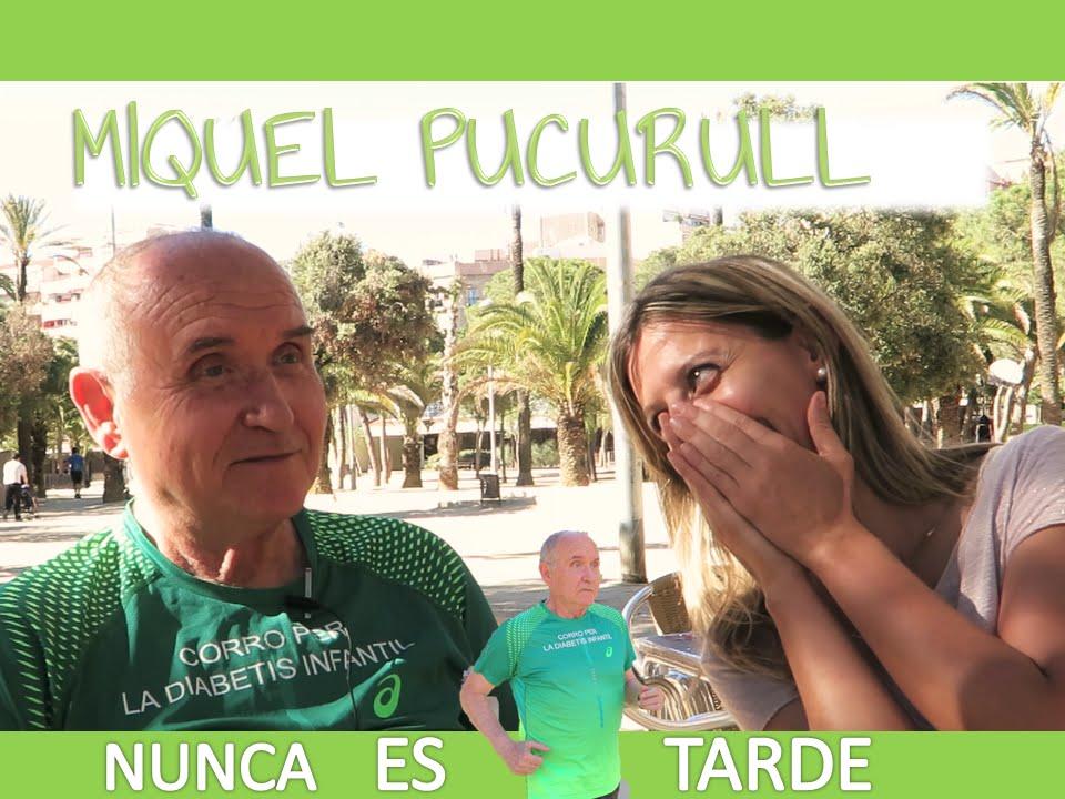 La felicidad de correr: Miquel Pucurull.