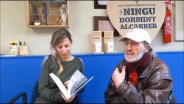 Fundació ARRELS: Miquel Fuster, la vida al carrer pintada a llapis.