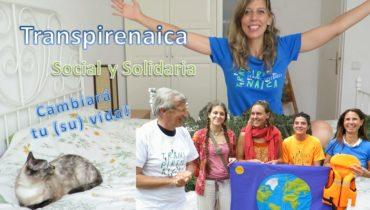 Una experiencia que cambiará tu vida y la de muchos jovenes: Transpirenaica Social y Solidaria