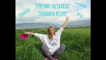 Vacaciones de verano en el paraiso! Relax y Solidaridad en los Pirineos.