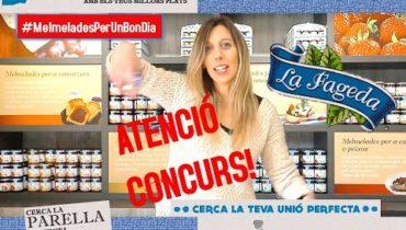 CONCURS #MelmeladesPerUnBonDia amb La Fageda