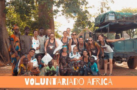 EL VOLUNTARIADO QUE CAMBIÓ SUS VIDAS – Africa, Stop Malaria
