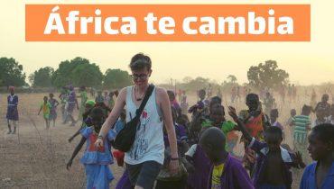 Fui a África para ordenar mis preferencias – Voluntariado con BonDiaMon
