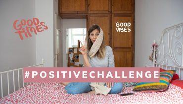ATENCIÓN! #Challenge. ¿Te atreves? 🌈#PositiveChallenge🌈
