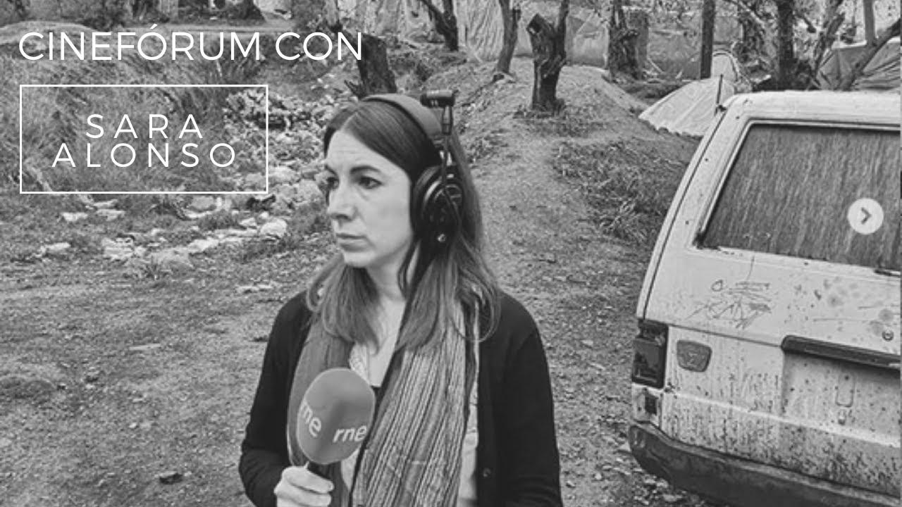 Para un refugiado el fin del mundo no es esto, es otra cosa peor – Entrevista Sara Alonso Esparza